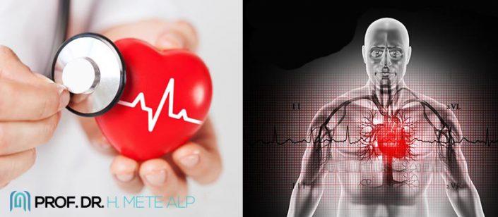 Kalp Çarpıntısı Durumuna Yol Açan Başlıca Sebepler